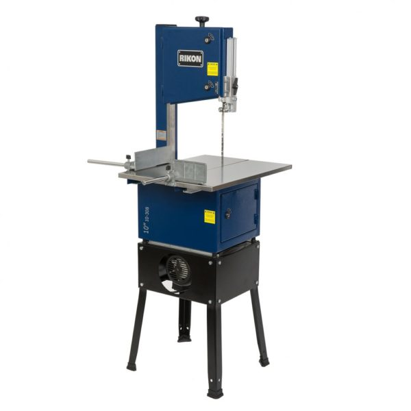 """Rikon 10"""" Meat Saw with Sliding table"""