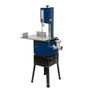 "Rikon 10"" Meat Saw with sliding table"