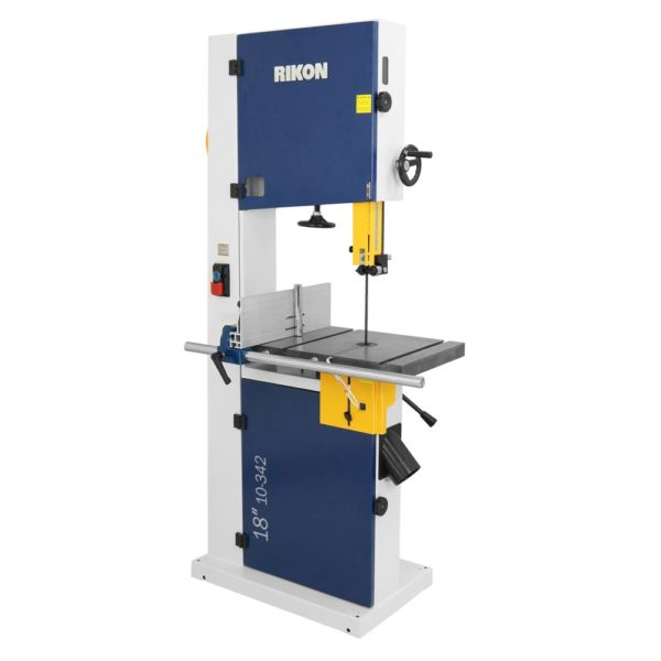 "Rikon 18"" Deluxe Bandsaw"