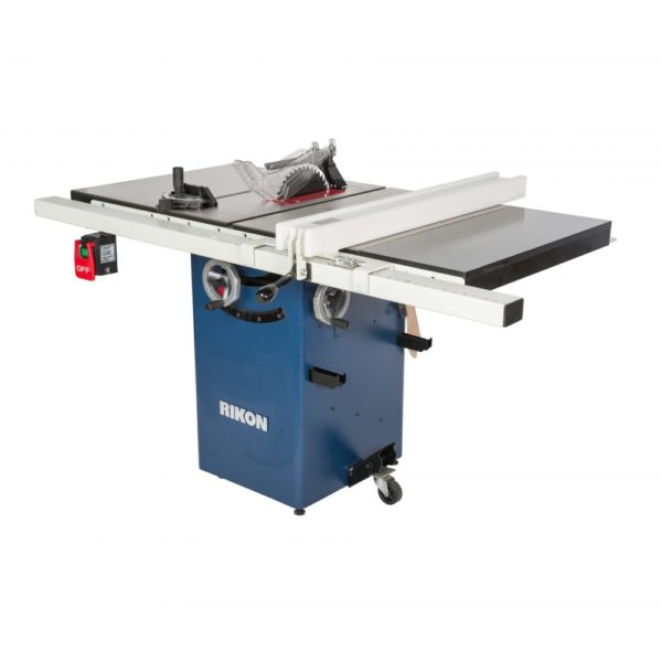 """Rikon 10"""" Deluxe Cabinet Saw"""