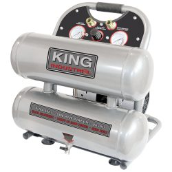 New King Ultra quiet oil free air compressor KC-4620A