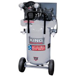New King 24 Gallon Air Compressor KC-3124V1