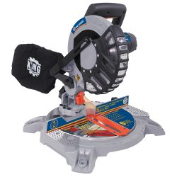 New King 8-1/4″ Compound Miter Saw with laser 8320SC