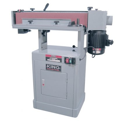 King Oscillating Edge Sander