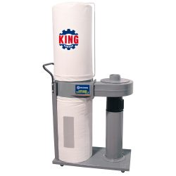 New King Dust Collector KC-2105C