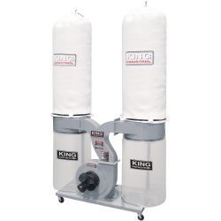 New King Dust Collector 220 volt KC-4045C