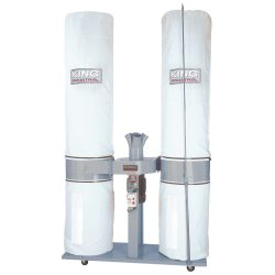 New King Dust Collector 220 volt KC-5043FX-2