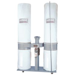 New King Dust Collector 600 volt KC-5043FX-6
