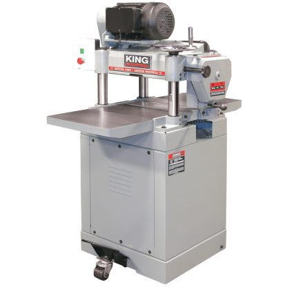 King Industrial Planer