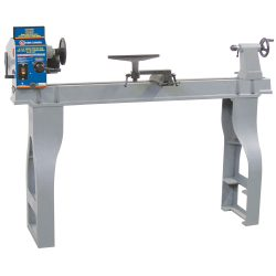 New King 14″ x 43″ Variable Speed Wood Lathe with Digital Readout