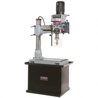 King Radial Drill Press