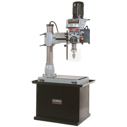 King Radial Drill Press