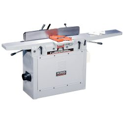 """New King 8"""" Industrial Jointer with spiral cutterhead KC-85FX"""
