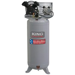 New King Stationary 60 Gallon Air Compressor KC-6160V1