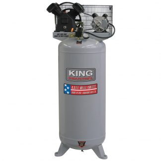 King 60 Gallon Air Compressor