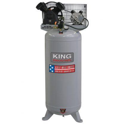 King 60 Gallon Air Compressor