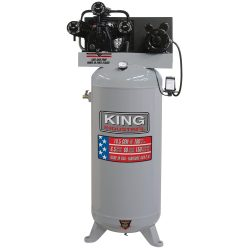 New King High Output 60 Gallon Air Compressor KC-5160V1