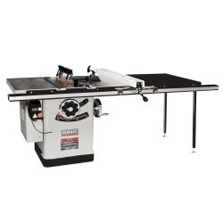 New King 10″ extreme cabinet saw with riving knife blade guard system KC-26FXT/i50/5052