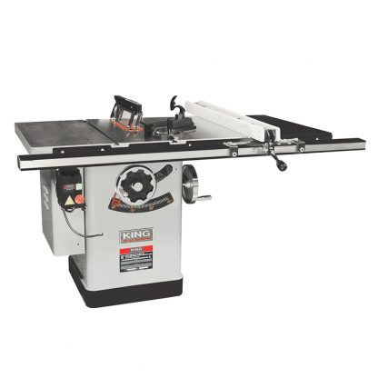 """King 10"""" Cabinet Saw"""