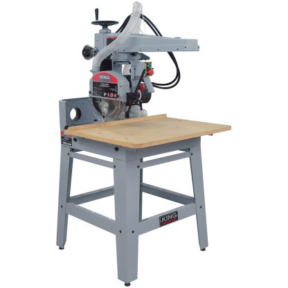 King Radial Arm Saw