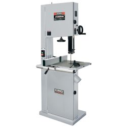 New King 17″ Wood Bandsaw wth Resaw Guide