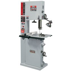 New King 17″ Variable Speed Wood & Metal Cutting Bandsaw