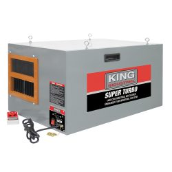 New King Industrial Air Cleaner With Remote Control KAC-1400