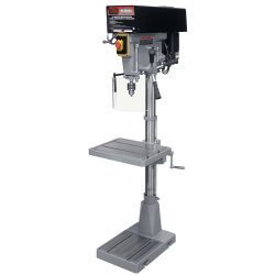 New King 15″ variable speed industrial drill press KC-30HS-VS