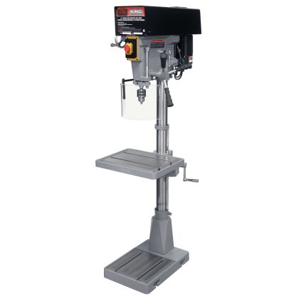 King Industrial Drill Press