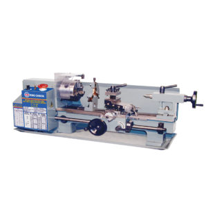 King Variable Speed Mini Metal lathe