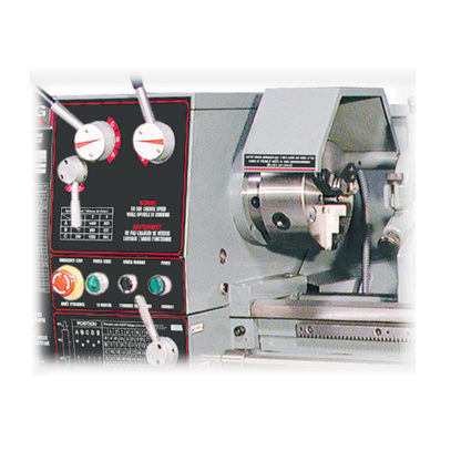 King Gearhead Metal lathe With Taper Attachment