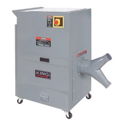 New King 220 volts Metal Dust collector KC-7300C