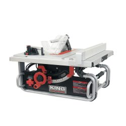 New King 10″ portable worksite table saw KC-5015C