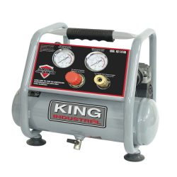 New King Ultra Quiet Oil Free Air Compressor KC-1410A