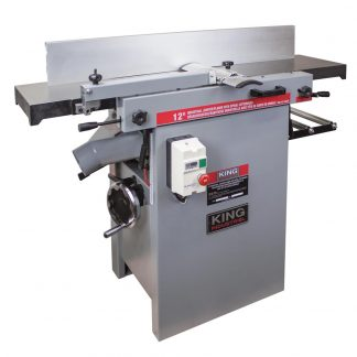 "King 12"" Industrial Jointer"