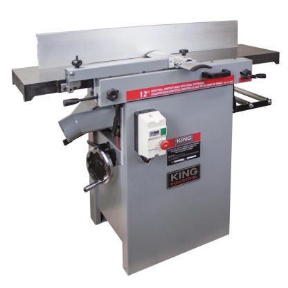 """King 12"""" Industrial Jointer"""