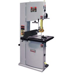New King 18″ Deluxe Wood Bandsaw