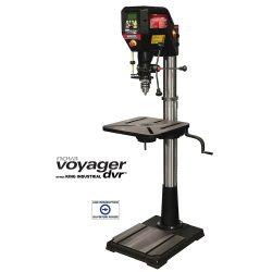 New King 18″ Nova Voyager DVR drill press 58000