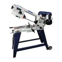 New Rikon 4″ x 6″ Metal Cutting Bandsaw Model 15-400