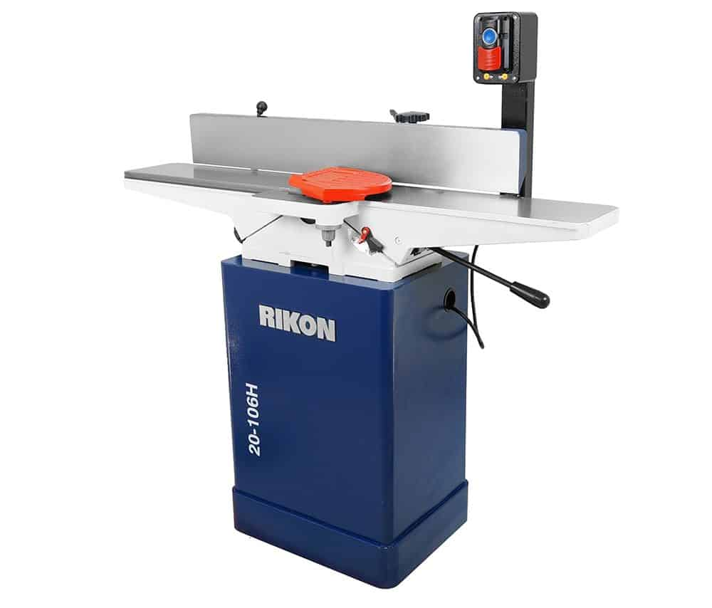 "Rikon 6"" Helical Jointer"