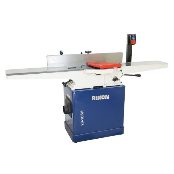 "Rikon 8"" Helical Jointer"