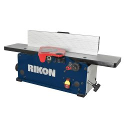 New Rikon 6″ Helical Benchtop Jointer Model 20-600H