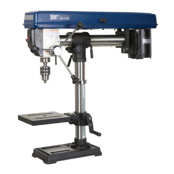 "Rikon 34"" Benchtop Radial Drill Press"