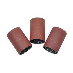 New Rikon Spindle Sanding Sleeves 3inch, Pack of 3 (1ea 60,100 & 150 grit) 50-45303