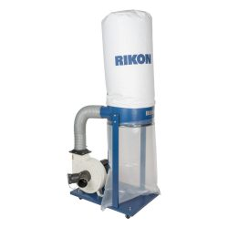 New Rikon 1.5 HP Dust Collector Model 60-150