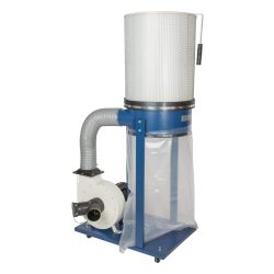 New Rikon 2 HP Dust Collector Model 60-200
