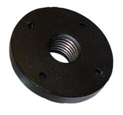 New Rikon 3″ Face Plate 1″ – 8 TPI Model 70-933