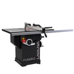 New Laguna F3 Fusion Tablesaw