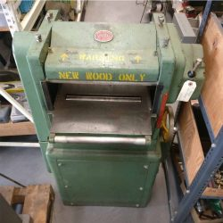 General 3 Phase Planer Canadian Made