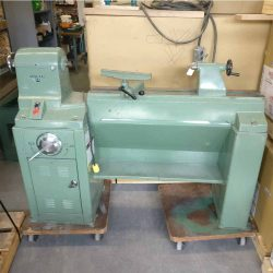 Used General 260 Lathe Canadian Made